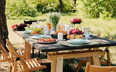Repas annuel des voisins